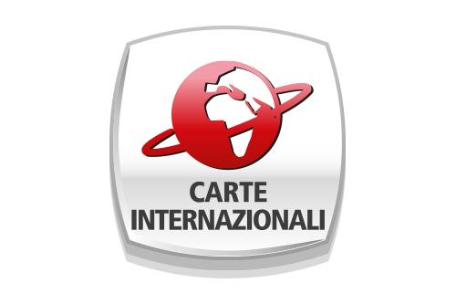 carte internazionali distributori automatici sigarette