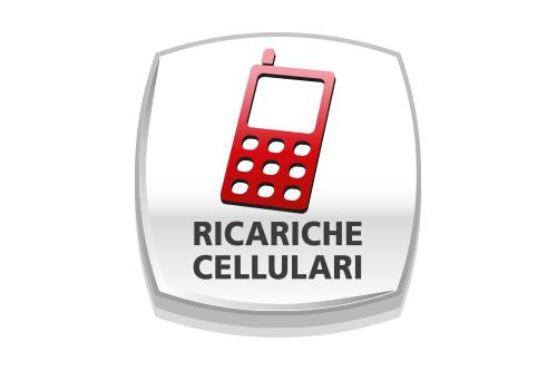 ricariche cellulari