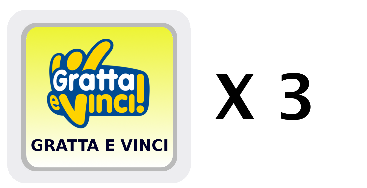 Icona Selezioni Gratta&Vinci della Superluna +Plus EVX