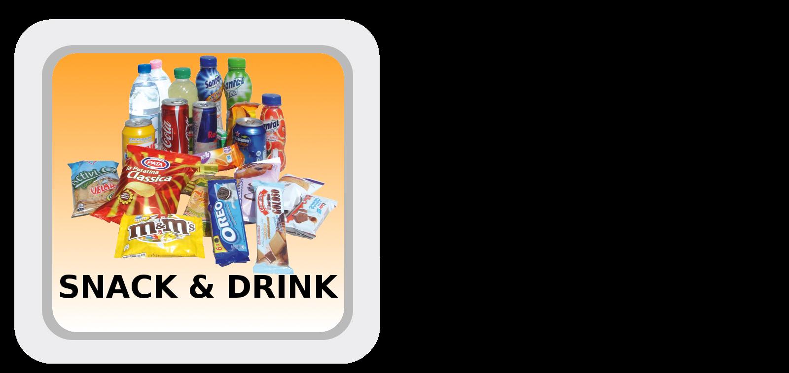 Icona Selezioni Snack&Drink di G-Snack SS8 EVX