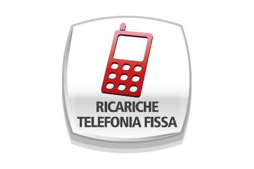 Ricariche Telefonia Fissa Icona EVX