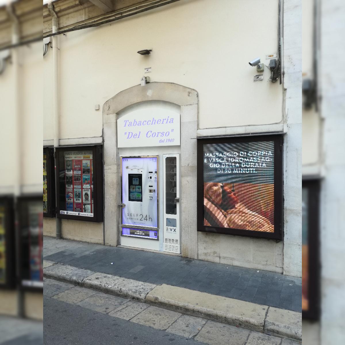 Distributore automatico di sigarette EVX Giove E-Touch + Friigo (1)