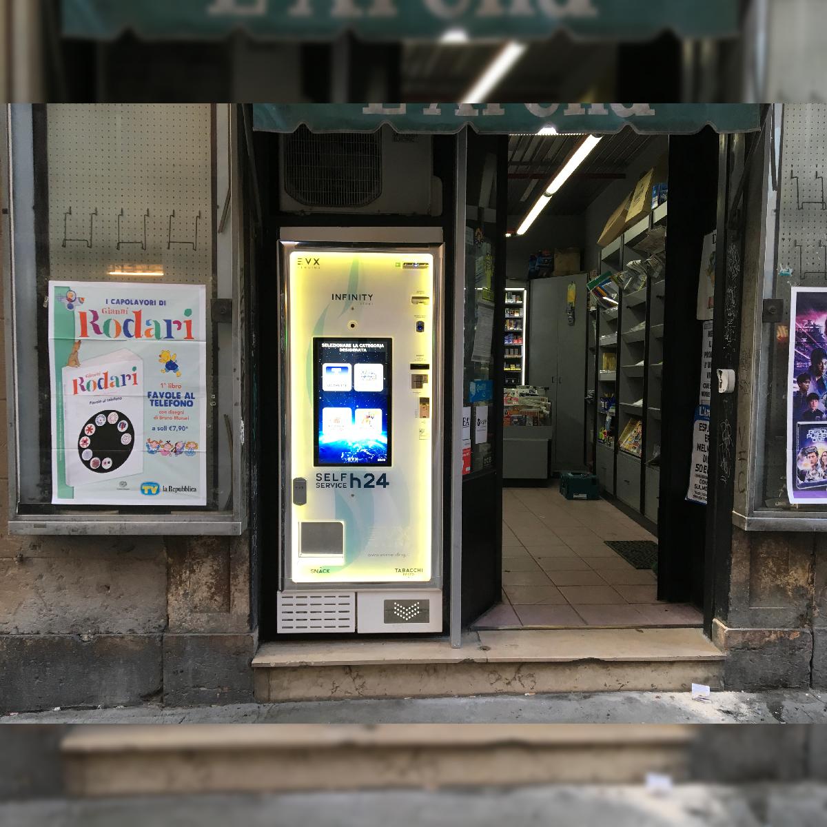 Distributore automatico di sigarette EVX Infinity Store (2)