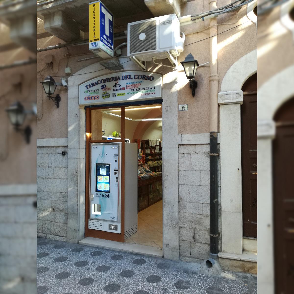 Distributore automatico di sigarette EVX Infinity Store