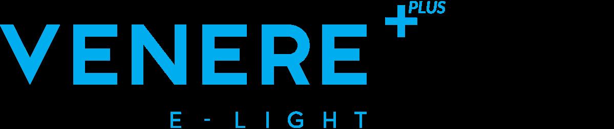 Logo blu Venere +Plus EVX