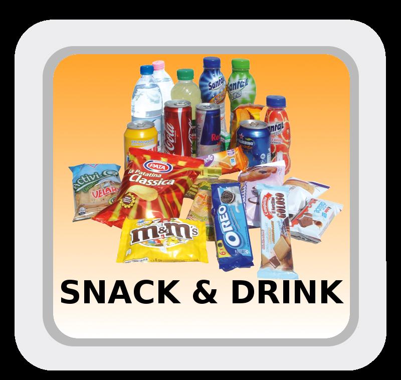 Icona Snack&Drink EVX