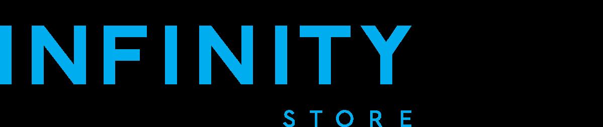 Logo Blu Infinity Store EVX