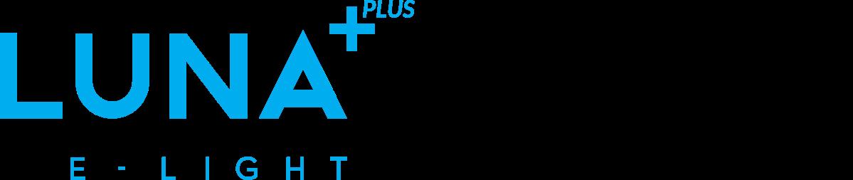 Logo Blu Luna +Plus EVX