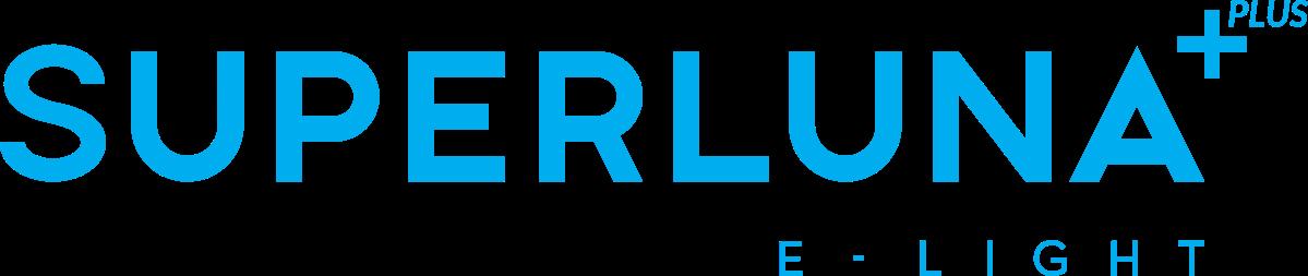Logo Blu Superluna +Plus EVX