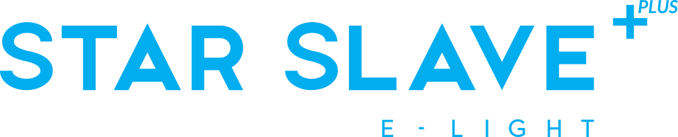 Logo Blu Star Slave +Plus EVX