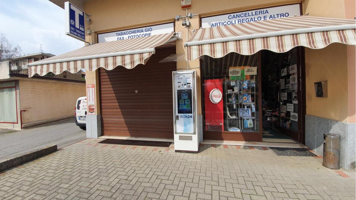 Distributore di sigarette EVX Luna +Plus (3)